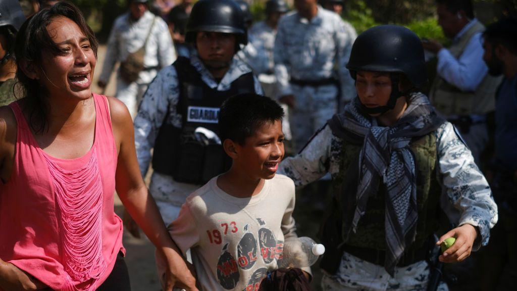 """México asegura que no será la """"alfombra roja"""" de los migrantes centroamericanos en su camino a EEUU"""