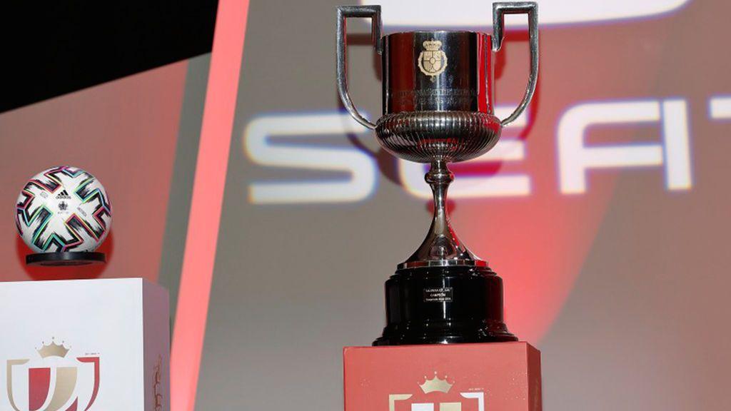Sigue en directo el sorteo de octavos de final de la Copa del Rey a las 13.00 horas