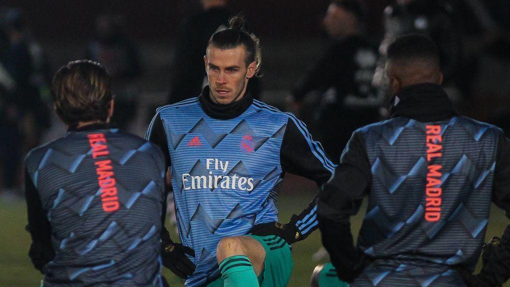 Otra vez cae Gareth Bale con el Real Madrid: lleva 5 lesiones y se ha perdido la mitad de los partidos