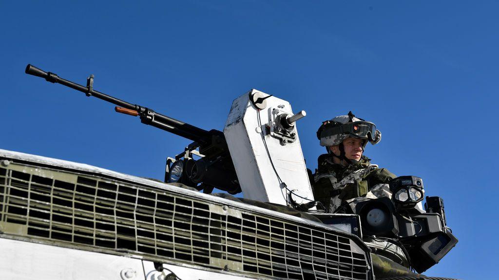 Un impostor estuvo 20 años haciéndose pasar por alto mando militar sueco