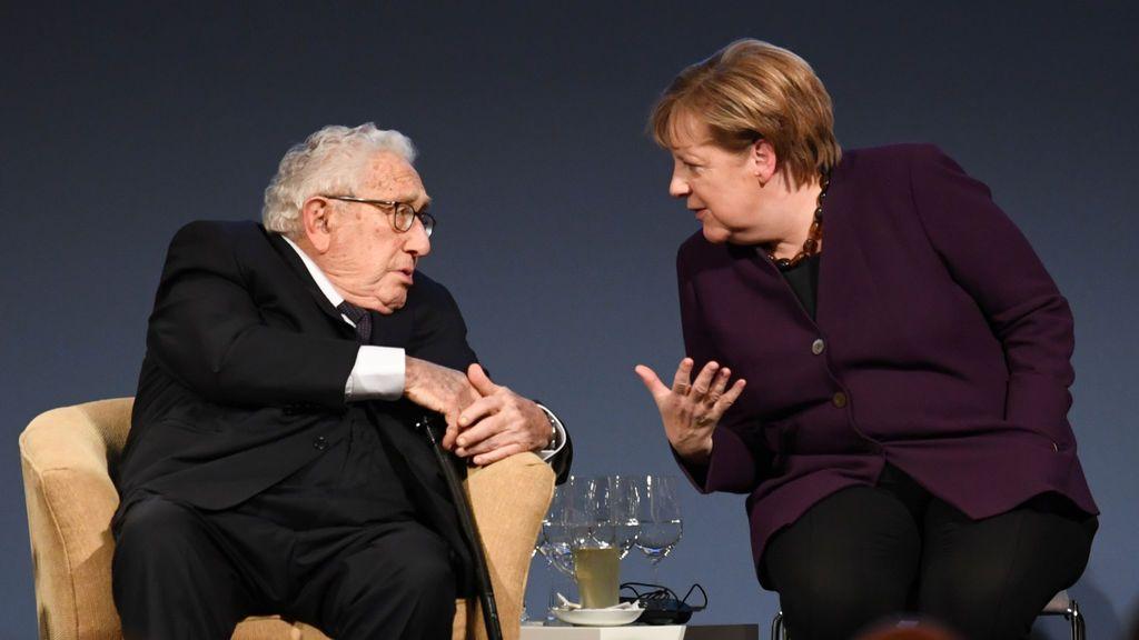 """Ecologistas denuncian a Merkel ante el Tribunal Constitucional por su """"falta de ambición"""" frente al cambio climático"""