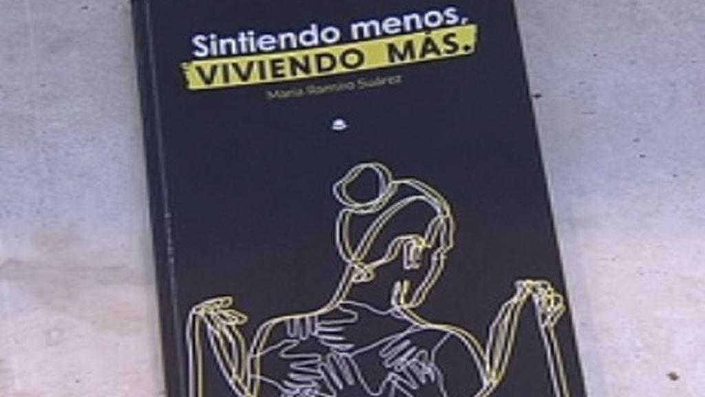 María Ramiro fue víctima de violación en grupo y lo cuenta en su libro 'Sintiendo menos, viviendo más'