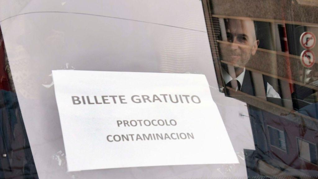 Murcia batalla contra el polvo africano: transporte gratis