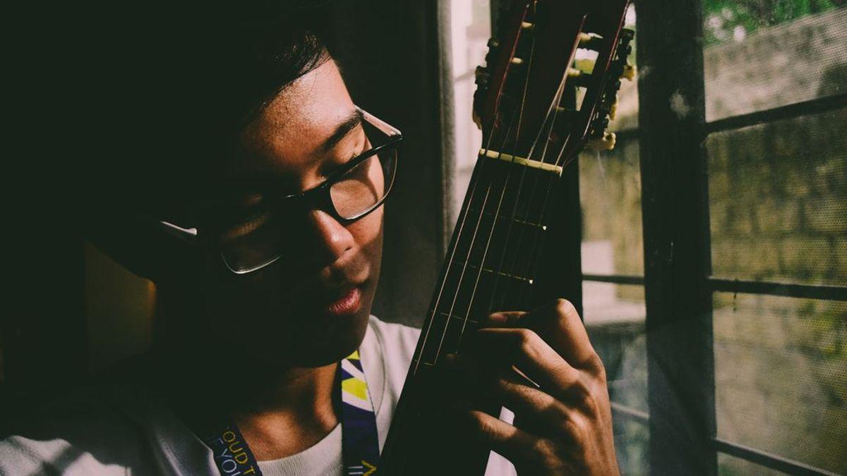 """Luis tiene un tumor cerebral y la música le salvó la vida: """"Por suerte es pequeño"""""""
