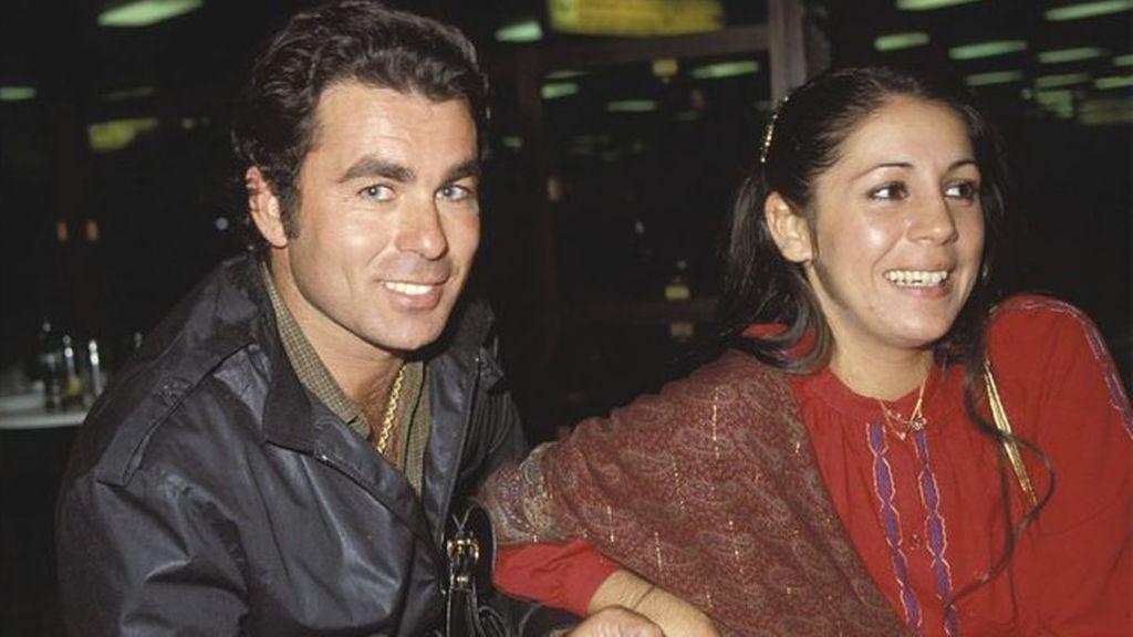 Tico Medina e Isabel Pantoja