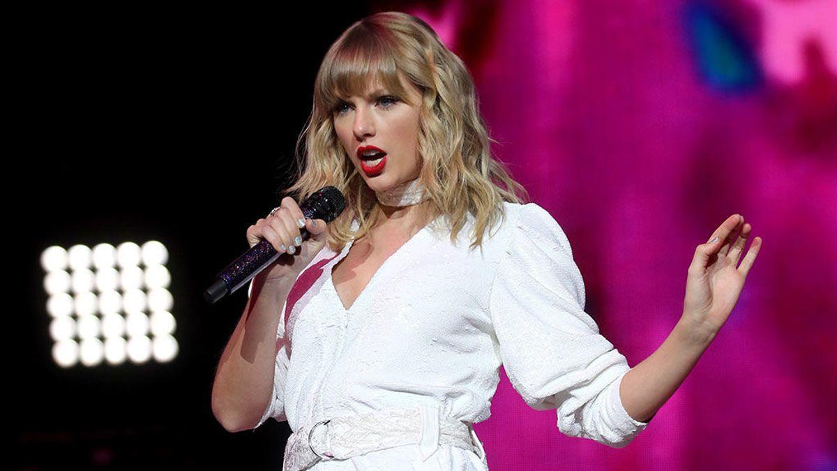 Taylor Swift se sincera sobre el desorden alimenticio que sufrió