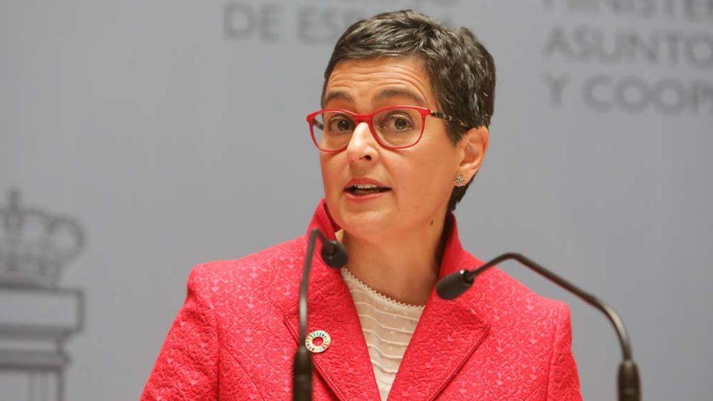 La ministra de Exteriores viaja a Marruecos en pleno roce por las aguas territoriales