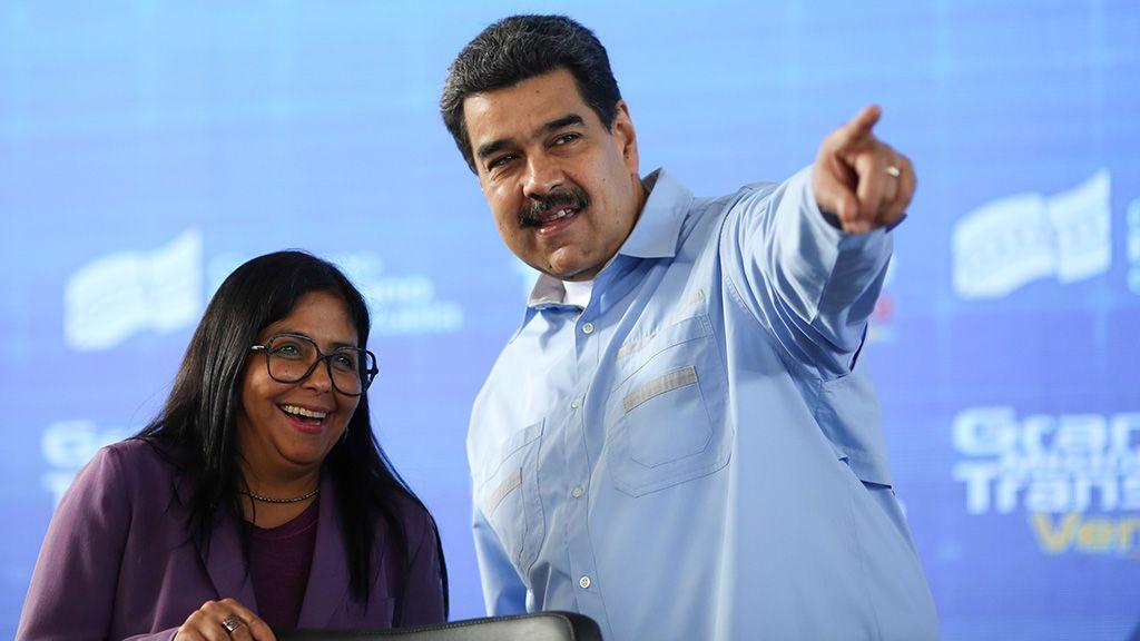 Delcy Rodríguez: la mujer más poderosa de Venezuela