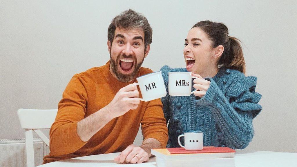 """Candela Serrat y Daniel Muriel anuncian que van a ser padres: """"Qué ganas tenía de contarlo"""""""