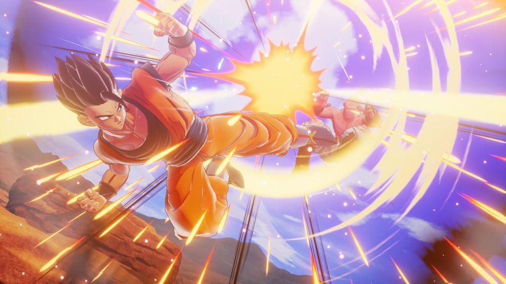 Batalla Dragon Ball Z Kakarot