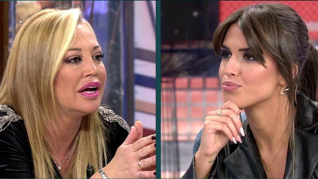 Belén y Sofía, cara a cara
