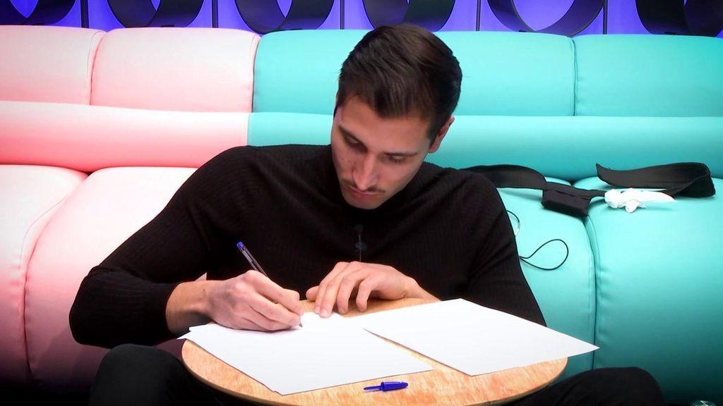 Gianmarco escribe una carta