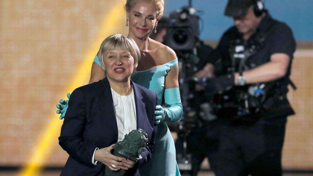 Goya al mejor montaje para Teresa Font por 'Dolor y gloria'