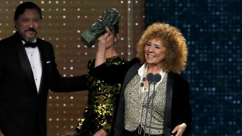 Goya al mejor diseño de vestuario para Sonia Grande