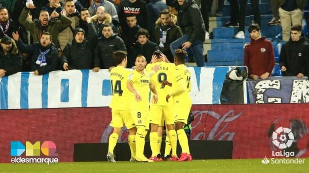 villarreal gol alaves