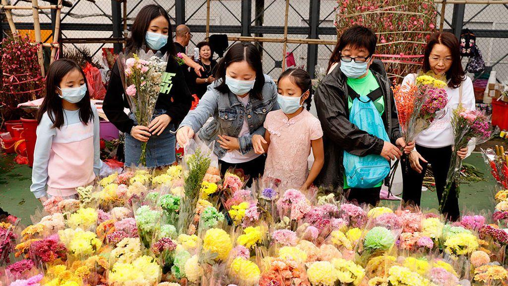 China eleva las cifras del coronavirus: 41 muertos y 1.287 infectados