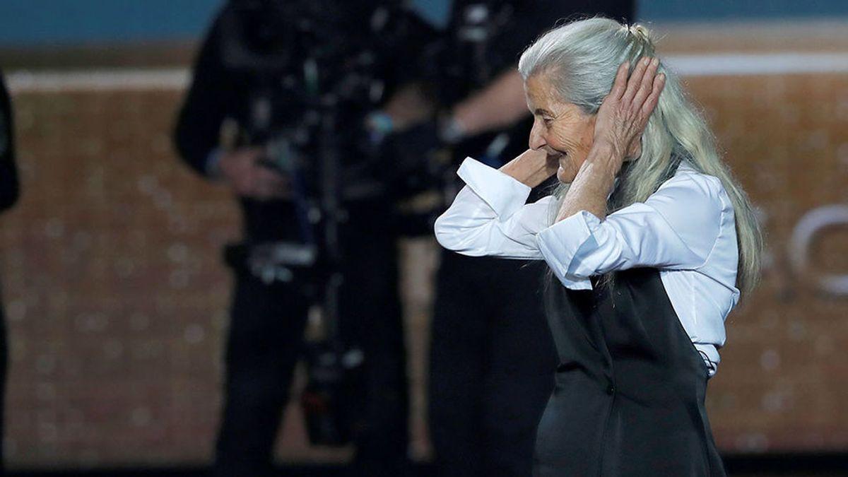 """Benedicta Sánchez, Mejor Actriz Revelación a sus 84 años: """"La vida te da sorpresas"""""""