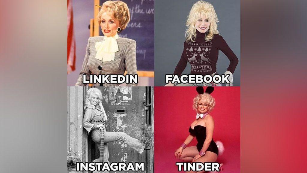 Los famosos se suman al 'Dolly Parton Challenge'