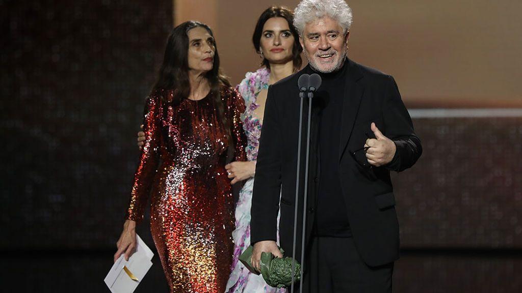 Pedro Almodóvar, mejor director de los Premios Goya 2020 por 'Dolor y Gloria'