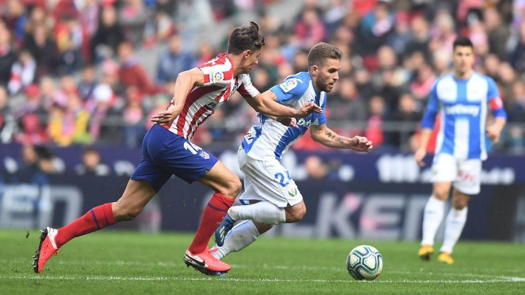 El Atlético empata ante el Leganés y agudiza su crisis (0-0)