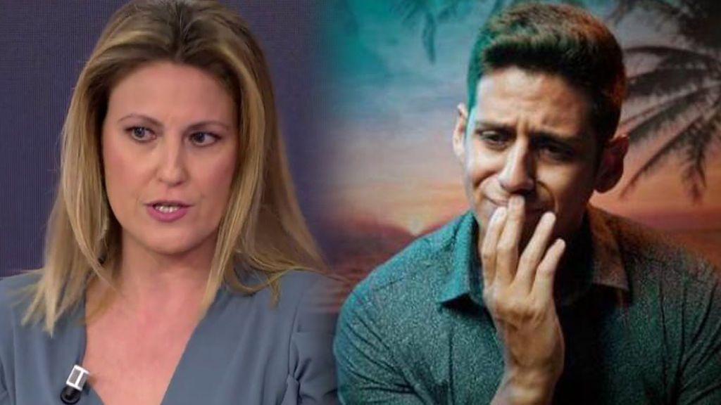 """Cristina Soria analiza el dolor que se esconde tras el """"¡¡Estefaníaaaa!!"""" de Christofer"""