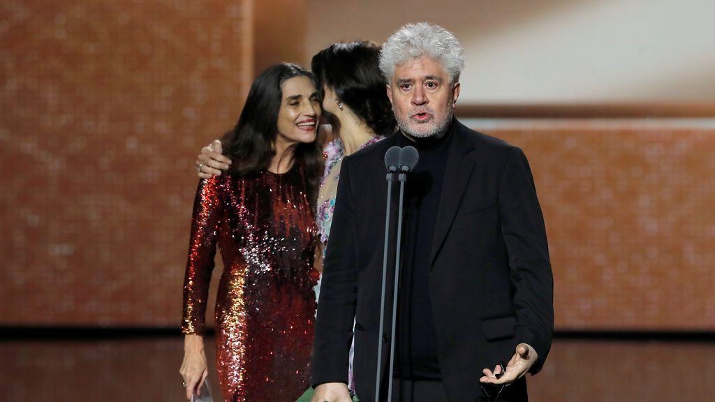 Mejor dirección: Pedro Almodóvar por 'Dolor y gloria'.