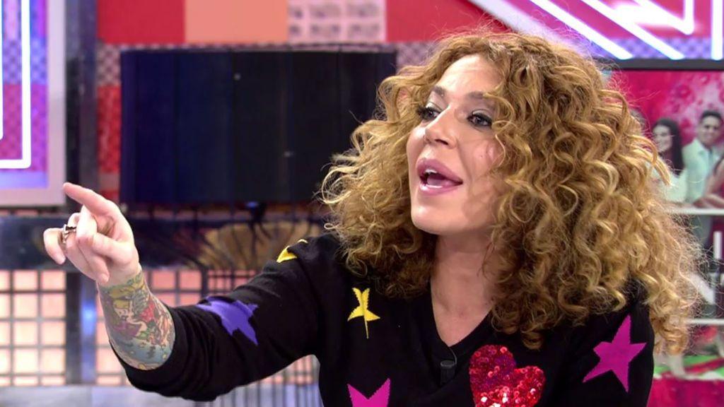 """Sofía Cristo se confiesa: """"A los catorce años me enamoré de una famosa"""""""