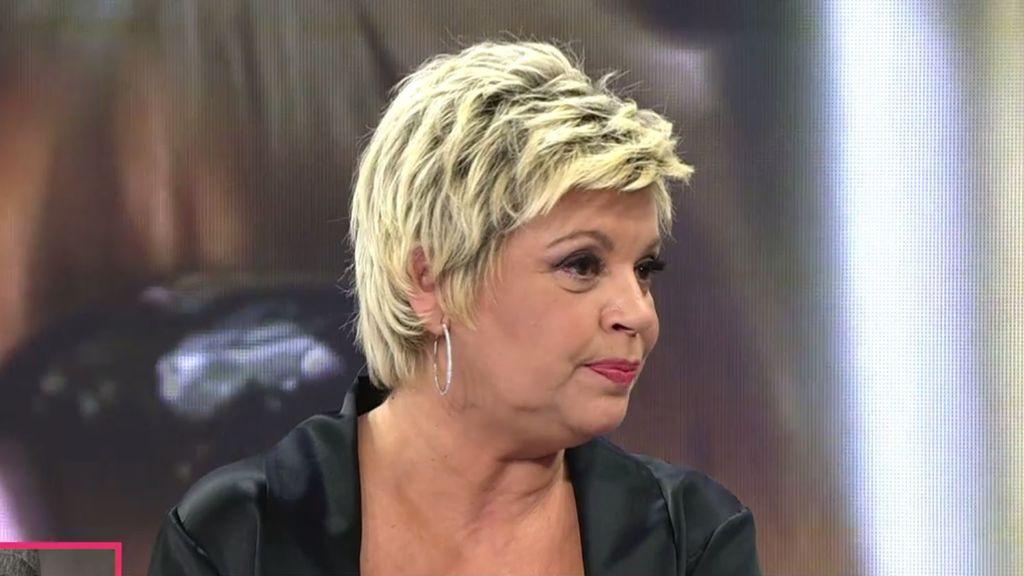 Terelu analiza el debut de su hija Alejandra Rubio en televisión