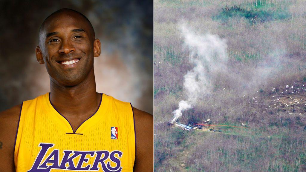 """Un testigo del accidente de Kobe Bryant: """"Había una gran bola de fuego"""""""