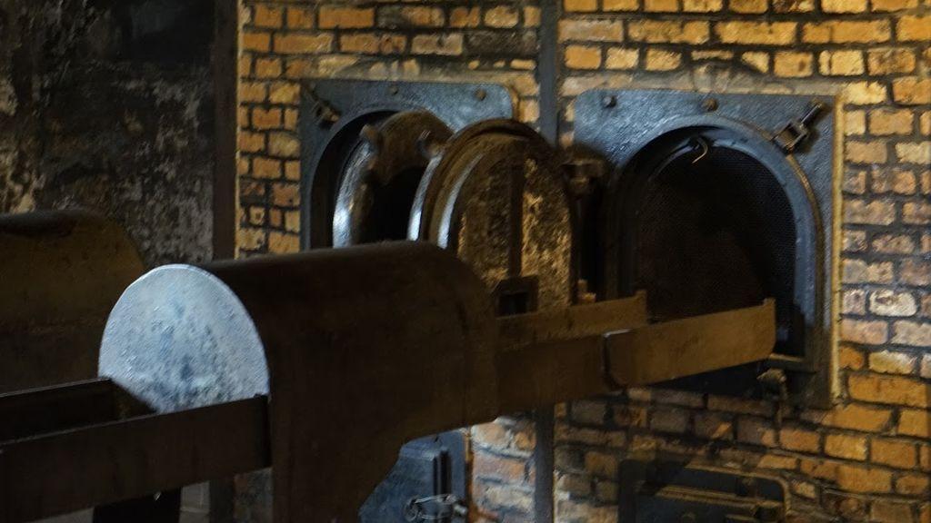 Los crematorios de Auschwitz I