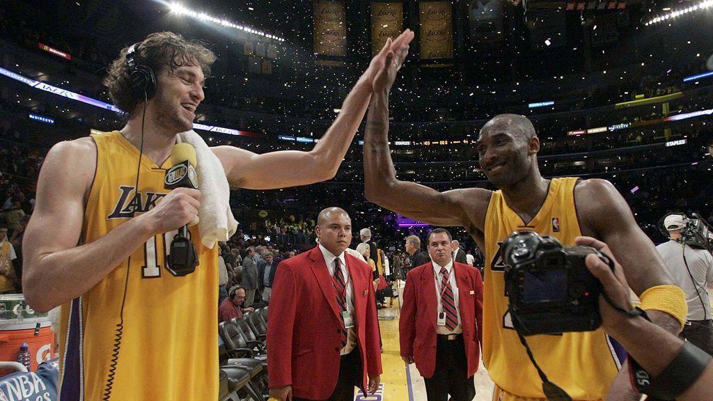 """El mundo del deporte llora la muerte de Kobe Bryant: """"No puede ser verdad"""""""