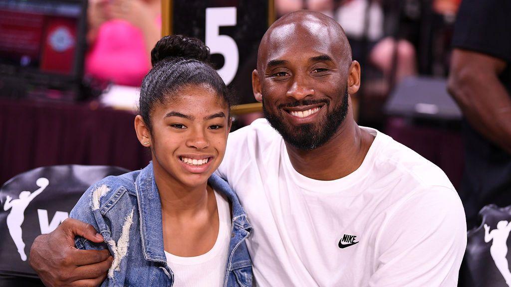Gianna , la hija de Kobe Bryant, también ha muerto en el accidente de helicóptero