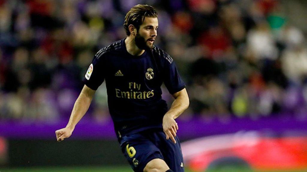 El Real Madrid, nuevo líder de la Liga tras ganar al Valladolid (0-1)