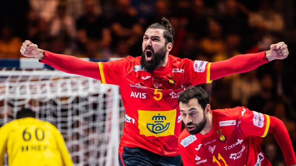Los 'Hispanos'  hacen a España campeona del mundo de balonmano ante Croacia
