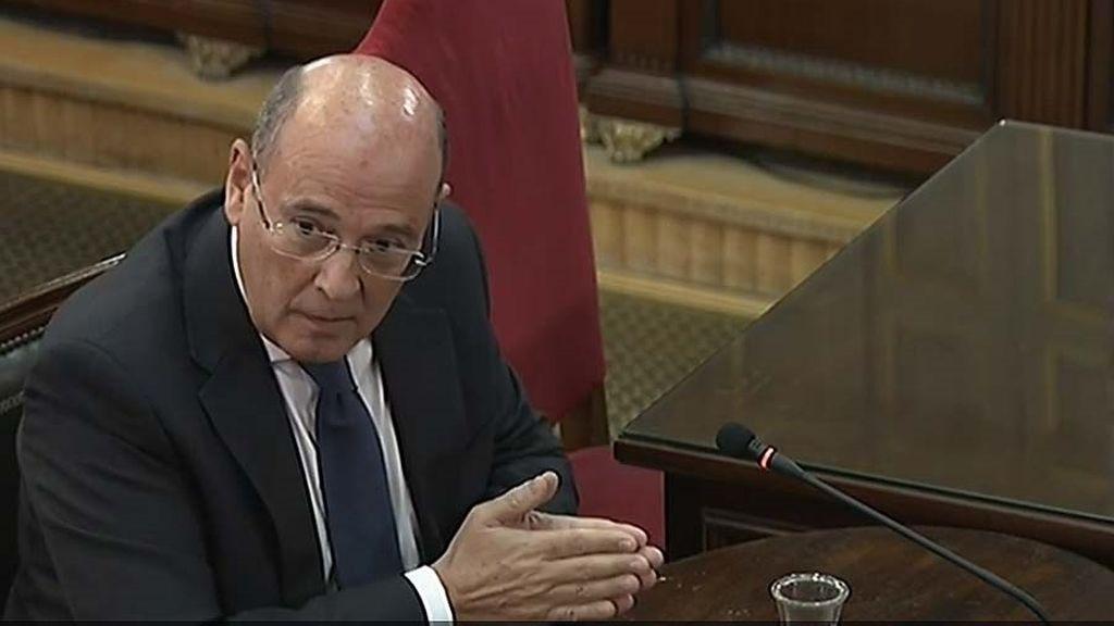 Dos versiones antitéticas abren una nueva fase del juicio a la cúpula de los Mossos