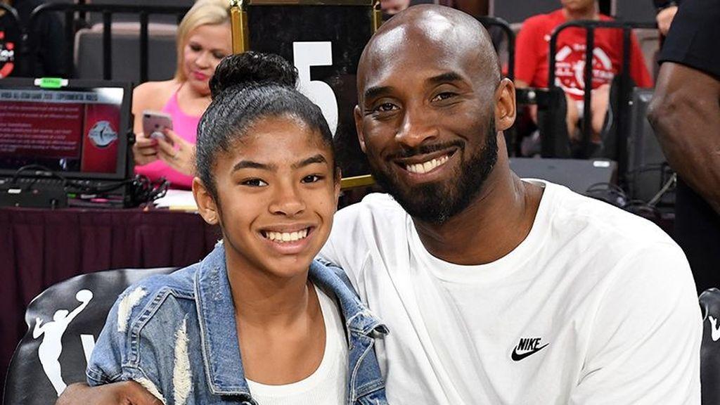 Gianna, hija de Kobe Bryant y también jugadora de baloncesto, ha muerto en el accidente de helicóptero