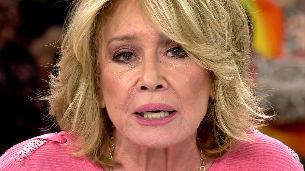"""Mila Ximénez ha tomado una decisión, no compartir ni un minuto de televisión con Hugo Castejón: """"Es un cerdo"""""""