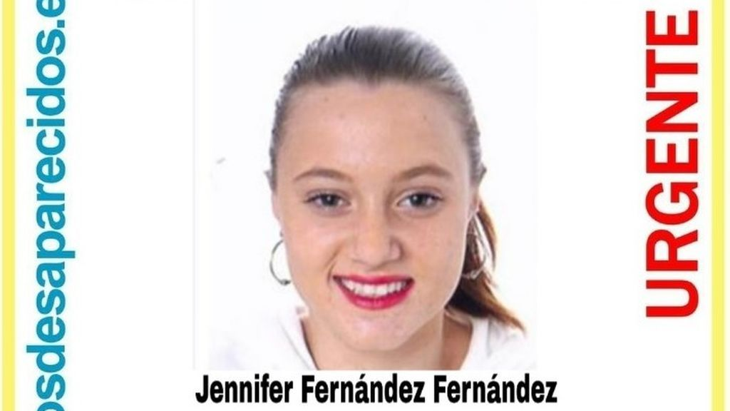 Buscan a Jennifer Fernández, una menor de 16 años desaparecida desde el pasado jueves en Castellón