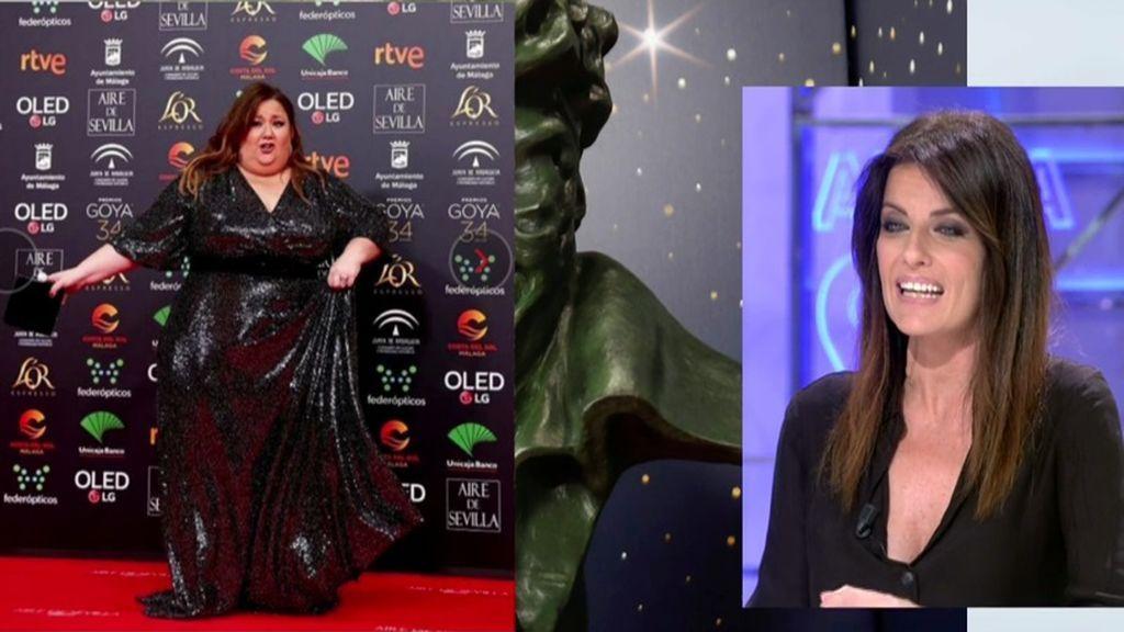 Cristina Seguí apoya a la periodista de El Mundo