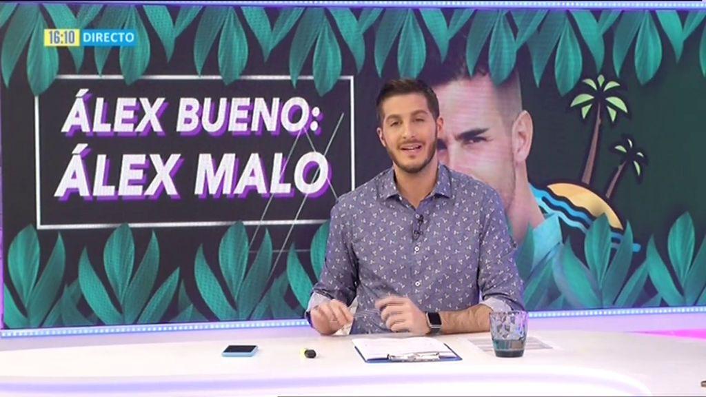 Desenmascaramos a Álex Bueno o mejor dicho, Álex Malo Cazamariposas 2020 Programa 330