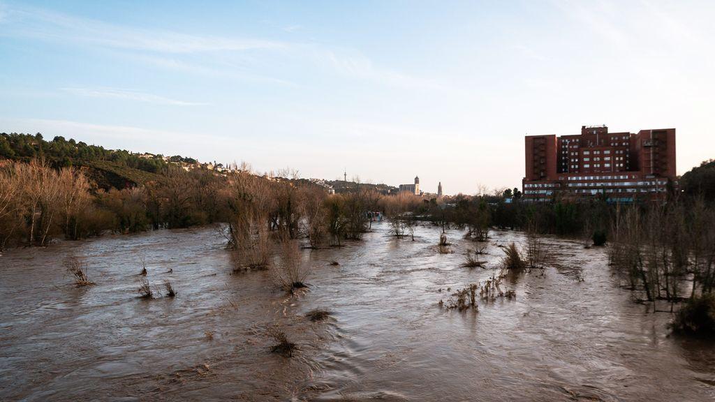 Paradojas del temporal: los embalses pierden agua tras las lluvias de Gloria