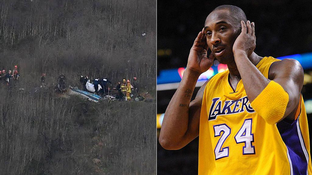 """La última conversación del helicóptero de Kobe Bryant y la torre de control: """"Estás volando demasiado bajo"""""""