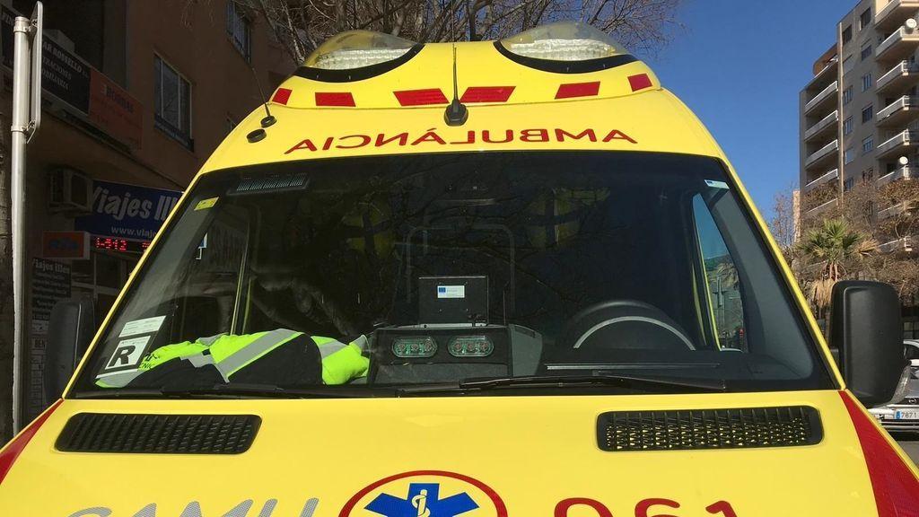 Muere una mujer en un accidente múltiple de tráfico en Islas Baleares