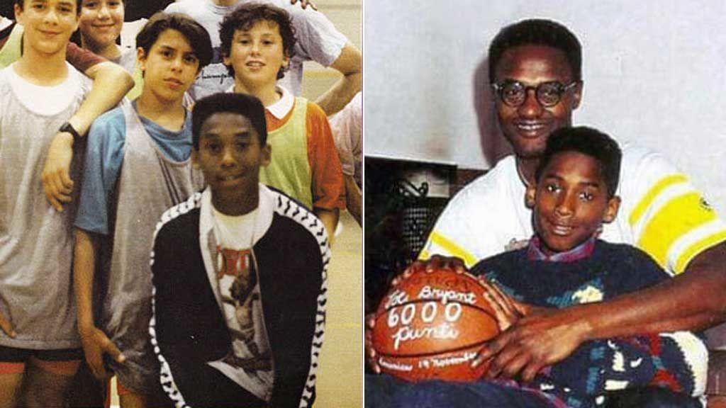 """""""Se burlaban de Kobe Bryant de niño cuando decía que quería jugar en la NBA"""": Italia recuerda al deportista fallecido"""