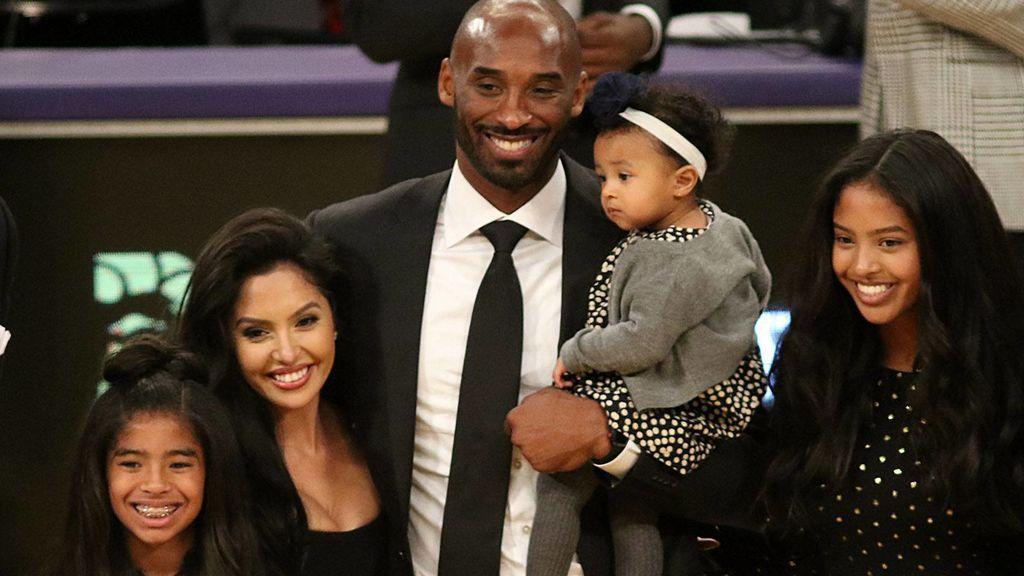 """""""No sé cómo voy a superar esto"""": la familia de Kobe Bryant habla por primera vez tras el mortal accidente aéreo"""