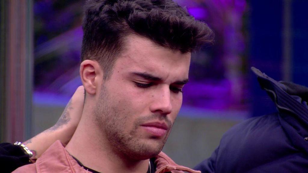"""Pol llora desconsolado por la expulsión de Nuria: """"Se ha convertido en una persona muy importante"""""""