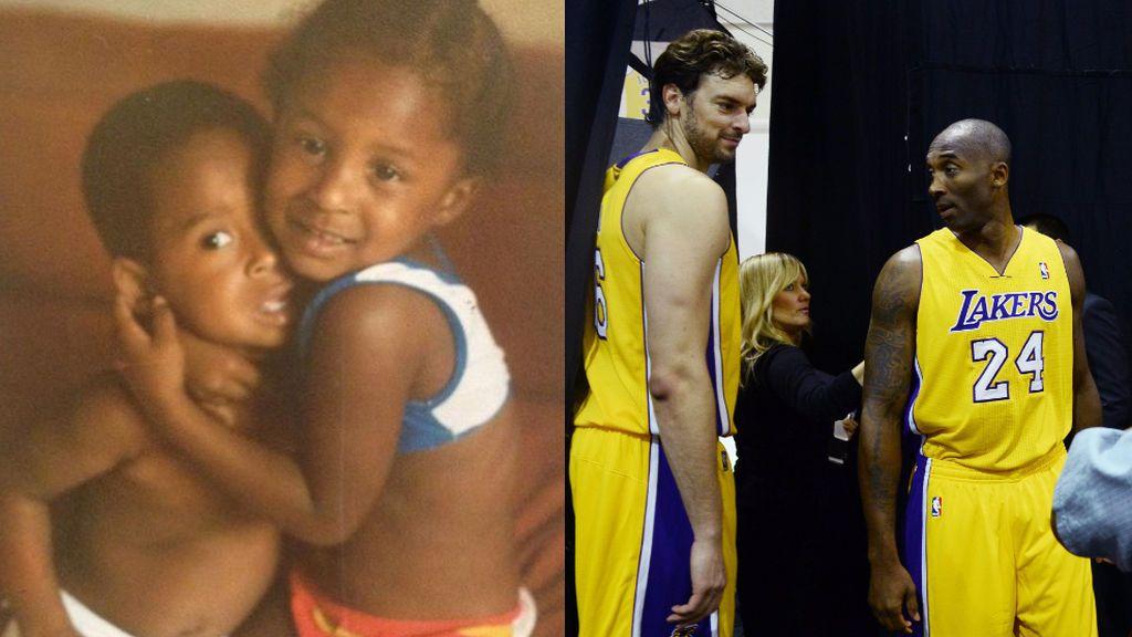 """La desconocida infancia de Kobe Bryant donde nació su amor por España: """"Tengo tantos recuerdos especiales"""""""
