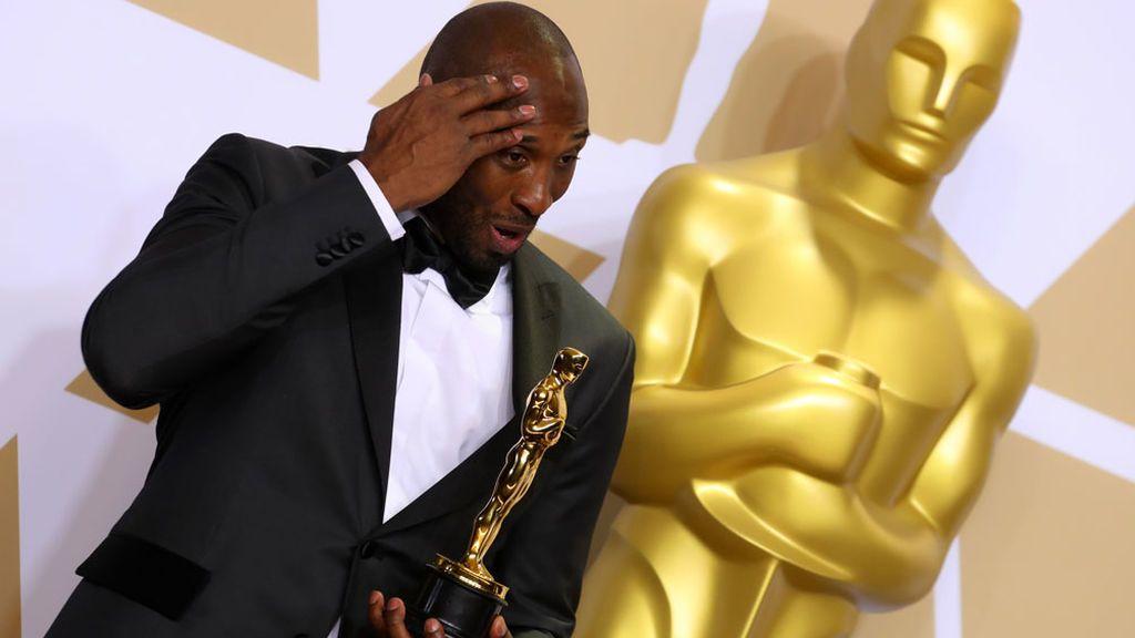 Kobe Bryant ganó un oscar con un corto de animación en el que contaba su amor al baloncesto