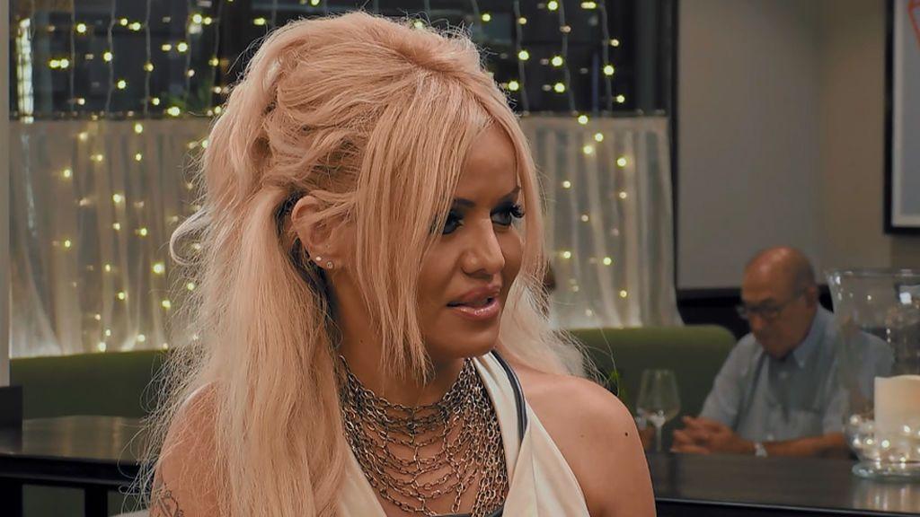"""Lidia se queda impactada con el look de Luciano: """"Yo que soy de una familia peluquera, lo pedí con pelo"""""""