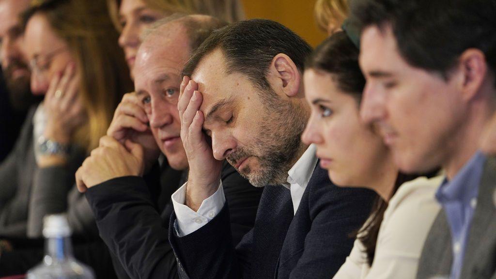 El PSOE esconde a Ábalos mientras PP y Ciudadanos piden a la UE que castigue a España por su encuentro con Delcy Rodríguez
